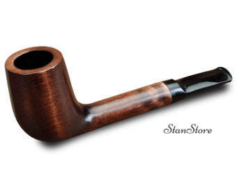 Canadian Smoking pipe / FREE gift / Wooden pipe / Tobacco pipe / NEW Handmade from Ukraine
