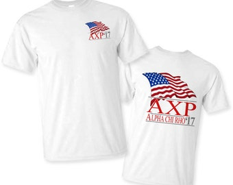 Alpha Chi Rho Patriot Limited Edition Tee