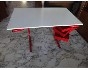 Joe Colombo desk for Bieffeplast, 60s