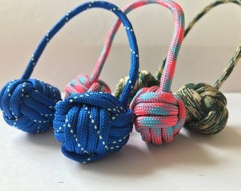 Paracord Monkey Fist Begleri