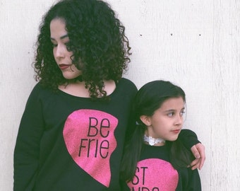Custom Best Friends Sweatshirts <3