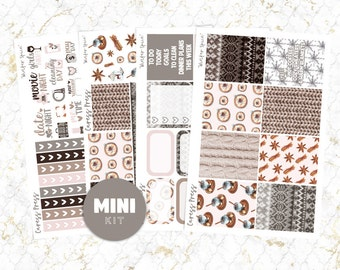 Winter Spice Mini Kit | 100+ Stickers