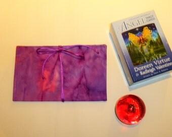 Tarot Bag, Tarot Card Bag, Tarot Card Wrap, Batik Tarot Bag, Batik Cotton Tarot Wrap, Batik tarot Card Pouch, Tarot Card Pouch, Tarot Gift