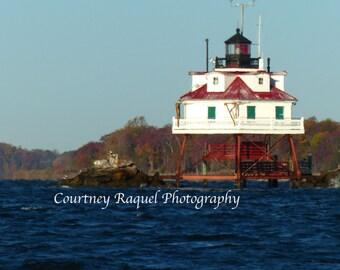 Thomas Point Lighthouse Print