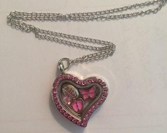 Custom locket for melissa!