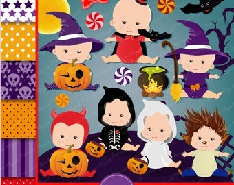 Items similar to Halloween Pumpkin Clipart. Halloween Pumpkin ...