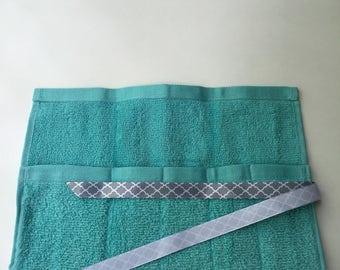 Turquoise travel kits