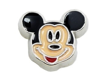 Mickey Floating Charm