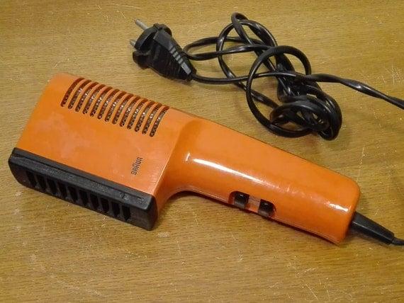 Braun Vintage Hairdryer