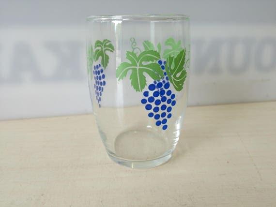 Fruit Glas, grape (multiple available)