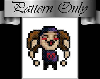 Pattern - bexyFlail- Twitch.TV Emote