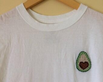 Avocado Heart top