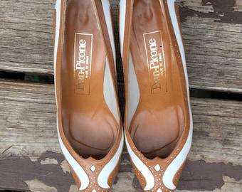 Evan Picone Vintage Oxford Style Size 6 Heels
