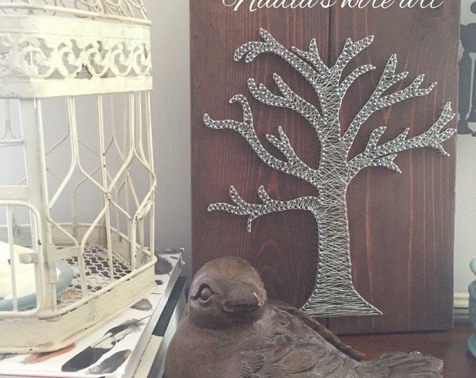 Tree of life wire art