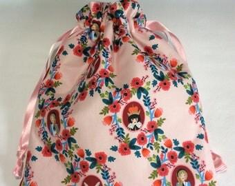 Drawstring bag - Wonderland