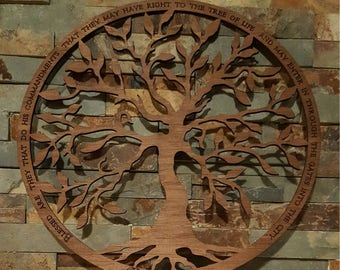 Tree of Life- 15.75 in