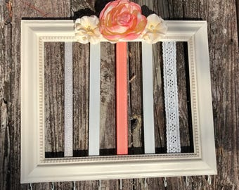 Hairbow Holder Picture Frame