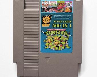 NES 500 in 1 Games