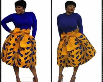 African clothing /skirt for women