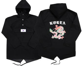 Korea Fishtail Parka Jacket