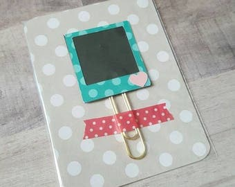 Insta Frame Planner Paperclip