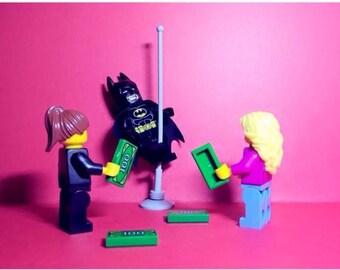 "LEGO Batman 4"" by 6"" photo print"