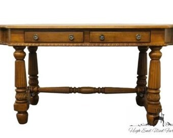 HEKMAN Grand Rapids 60″ Library Console Table