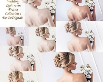 40 Wedding lightroom presets, Lightroom preset, Wedding presets, Portrait photography, Photography preset, Portrait preset,