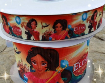 Elena of Avalor  Ribbons and Resins.