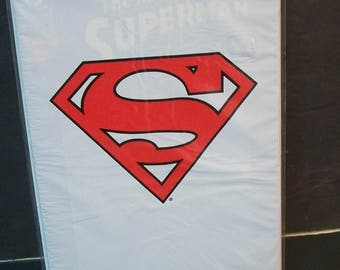 1993 The Adventures of Superman #500 White Bag Collector's Set   VF-NM Unread Vintage DC Comic Book Great Christmas Gift