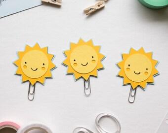 Sunshine Paper Clip