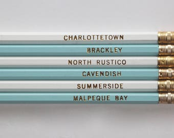 Prince Edward Island Pencil Set
