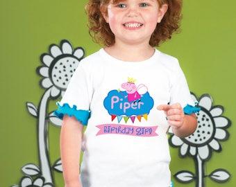 Peppa pig Iron On Image, peppa pig tshirt, Peppa pig  Birthday Printables, DIGITAL IMAGE