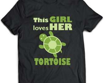 Tortoise T-Shirt. Tortoise tee present. Tortoise tshirt gift idea. - Proudly Made in the USA!