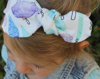 Ornament Top Knot, headband, Christmas accessories, christmas top knot, baby headband, toddler headband, girl headband, adult headband