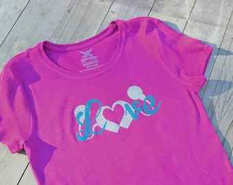 Cochlear Love cochlear implant shirt