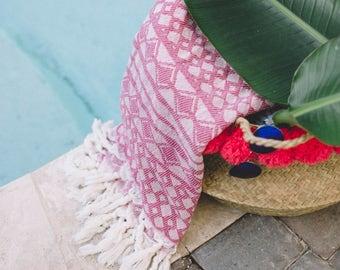 Byron Towel - All-purpose Turkish Towel