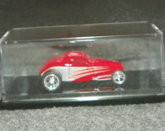 Little Red 34 Ford Coupe.