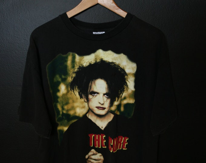 The Cure Wild Mood Swings 1990's vintage Tshirt