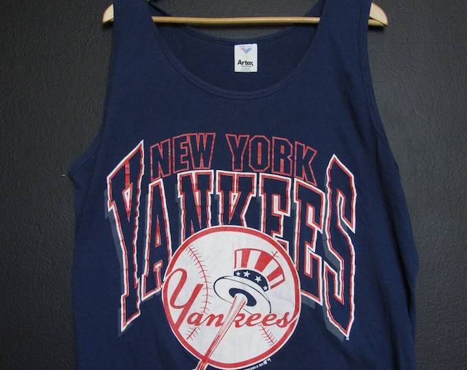 New York Yankees MLB 1991 vintage Tanktop