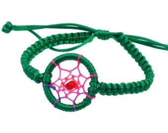 Dear Catcher Bracelet  (Green)