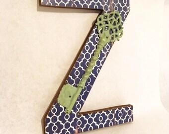 Wall Decor - Letter Z