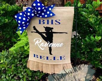 Brazoswood Belle Garden Flag
