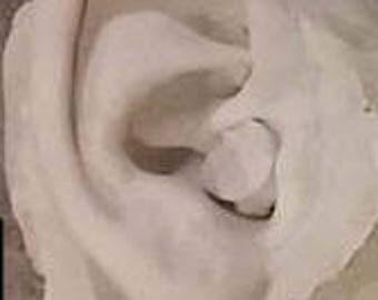 Life-casting kit for ears