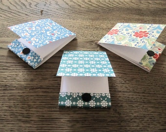 set of 3 notepads