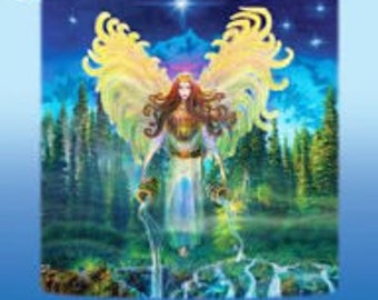 Angel Tarot One Card Reading - Same Day - Within 24 Hours