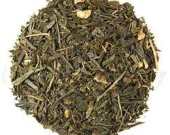 Green Tea with Lemon & Lime Loose Leaf 100g