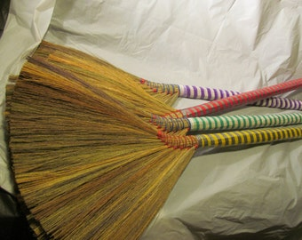 Set of 4 Undecorated Wedding Jump Brooms