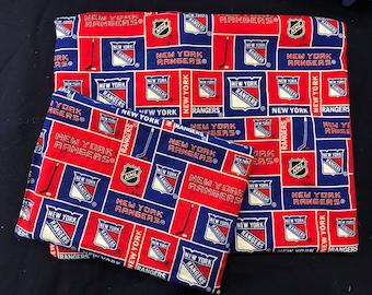 New York Rangers catnip mat