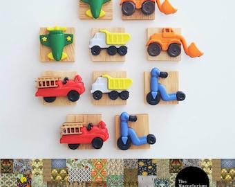 Things that make you go Zoom Fridge Magnet Set